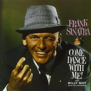 vinyl LP FRANK SINATRA Come Dance With Me
