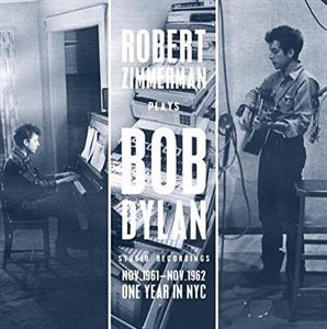 vinyl LP Robert Zimmerman Plays Bob Dylan