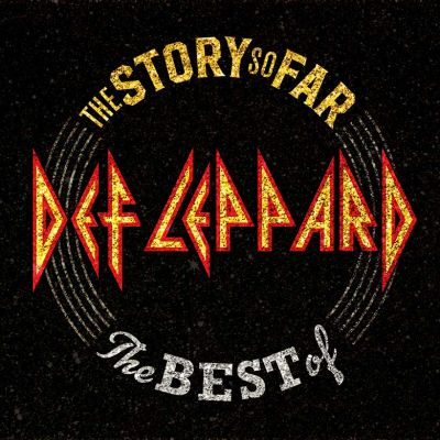 vinyl 2LP DEF LEPPARD The Story So Far/Volume 2, B sides