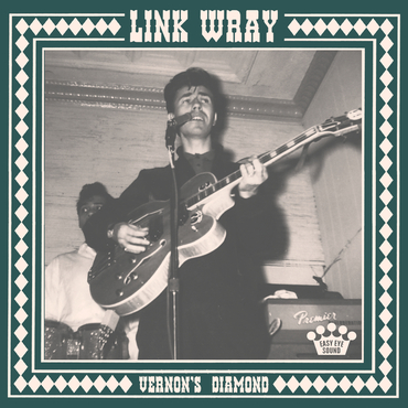 "vinyl 7""SP LINK WRAY Vernon's Diamond/My Brother, My Son"