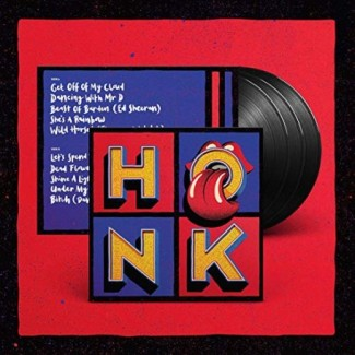 vinyl 3LP THE ROLLING STONES Honk
