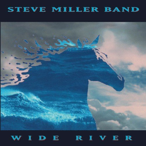 vinyl LP STEVE MILLER BAND Wide River