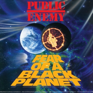vinyl LP PUBLIC ENEMY Fear of a Black Planet