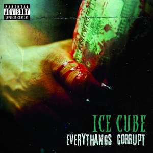 vinyl 2LP ICE CUBE Everythangs Corrupt
