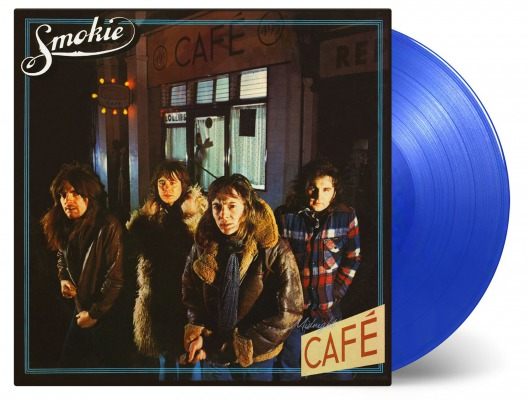 vinyl 2LP SMOKIE Midnight Cafe