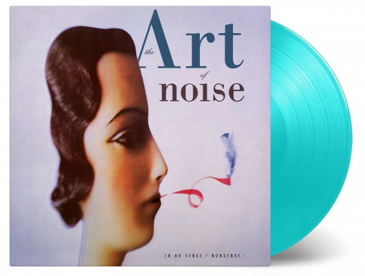 vinyl 2LP ART OF NOISE In No Sense? Nonsense!
