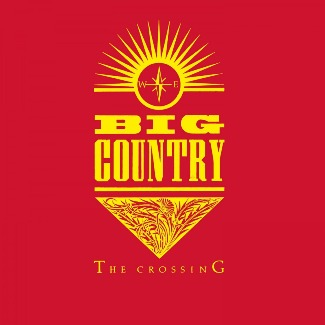 vinyl 2LP BIG COUNTRY Crossing (Expanded Edition)