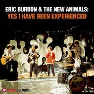 vinyl LP ERIC BURDON Yes I Have Been Experienced