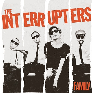 "vinyl 7""SP INTERRUPTERS Family"