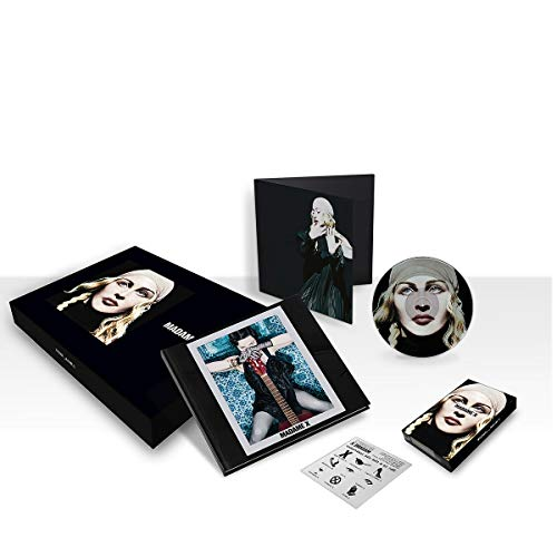 Deluxe box set edition MADONNA Madame X