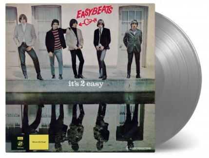 vinyl LP EASYBEATS It´s 2 Easy