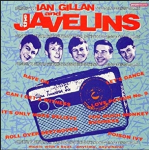vinyl LP IAN GILLAN Raving With Ian Gillan & the Javelins