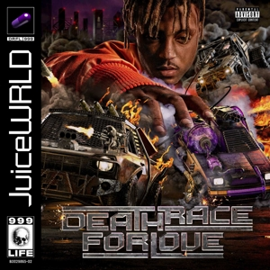 vinyl 2LP JUICE WRLD Death Race For Love