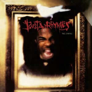 vinyl 2LP BUSTA RHYMES Coming