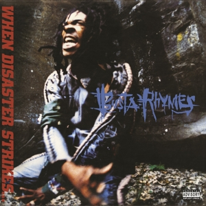 vinyl 2LP BUSTA RHYMES When Disaster Strikes
