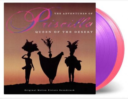 vinyl 2LP The Adventures of Priscilla: Queen of the Desert