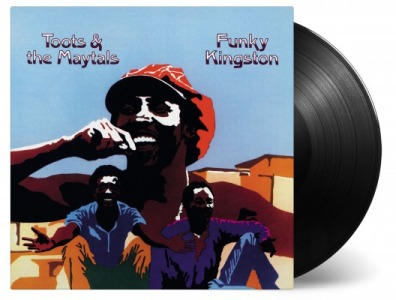 vinyl LP TOOTS & THE MAYTALS Funky Kingston