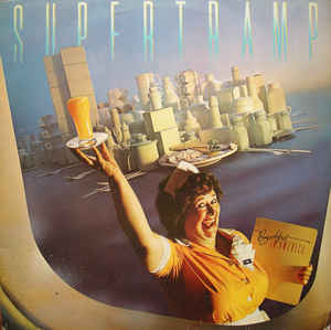 vinyl LP SUPERTRAMP Breakfast In America