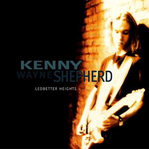 vinyl 2LP KENNY WAYNE SHEPHERD Ledbetter Heights