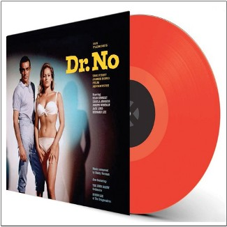 vinyl LP DR.NO ( Complete Original Soundtrack )