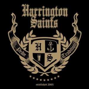 vinyl LP HARRINGTON SAINTS Pride & Tradition