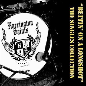 vinyl LP HARRINGTON SAINTS Bettin' On a Longshot