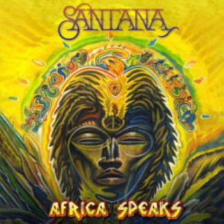 vinyl 2LP SANTANA AFRICA SPEAKS