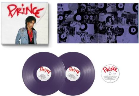 vinyl 2LP+CD PRINCE Originals
