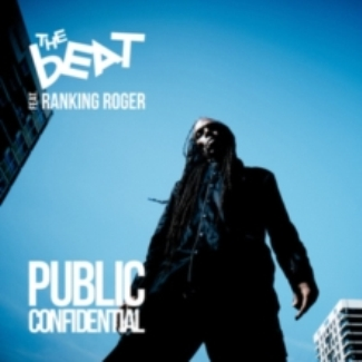 vinyl LP THE BEAT feat. RANKING ROGER Public Confidential