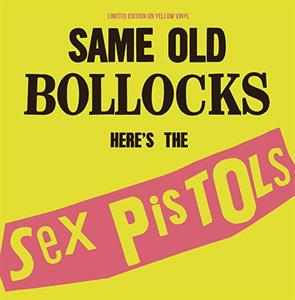 vinyl LP SEX PISTOLS Same Old Bollocks
