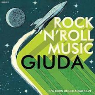 "vinyl 7""SP GIUDA Rock N Roll Music"