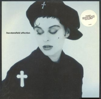 vinyl LP LISA STANSFIELD Affection