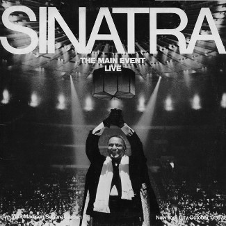 vinyl LP FRANK SINATRA The Main Event Live