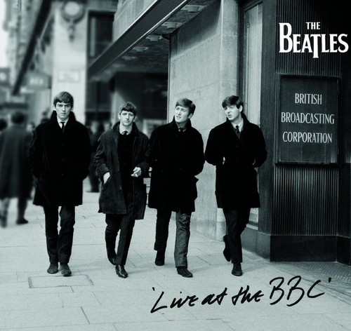 vinyl 3LP THE BEATLES Live At BBC 1