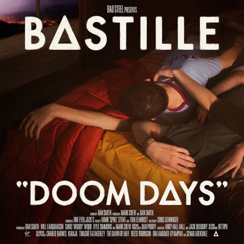 vinyl 2LP BASTILLE Doom Days