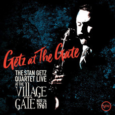 vinyl 3LP STAN GETZ GETZ AT THE GATE