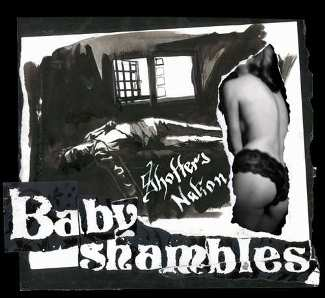 vinyl LP BABYSHAMBLES Shotter's Nation