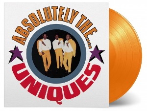 vinyl LP THE UNIQUES Absolutely The