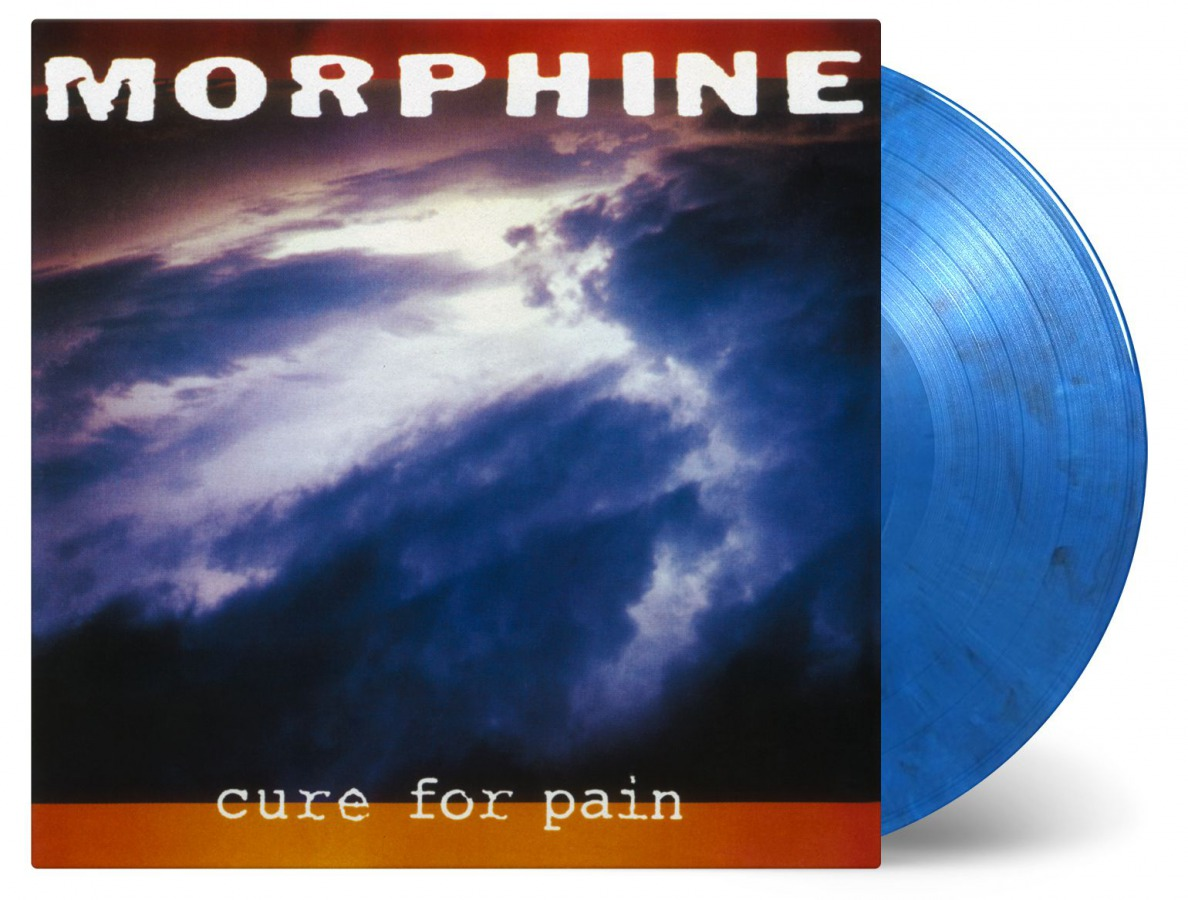 vinyl LP MORPHINE Cure For Pain