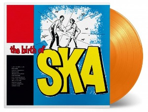 vinyl LP THE BIRTH OF SKA Various Artists