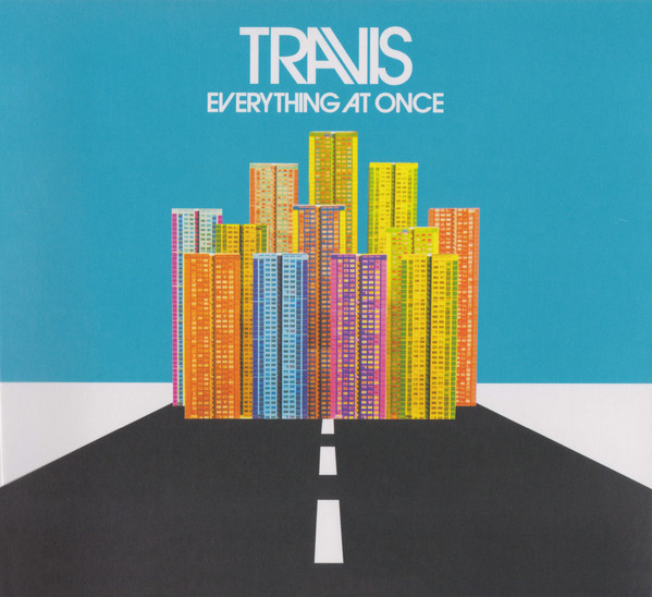 vinyl LP TRAVIS Everything At Once