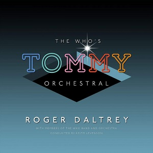 "vinyl 2LP ROGER DALTREY THE WHO'S ""TOMMY"" ORCHESTRAL"