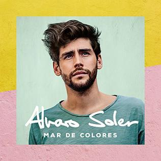 vinyl 2LP ALVARO SOLER MAR DE COLORES