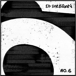 vinyl 2LP ED SHEERAN No.6 Collaborations Project