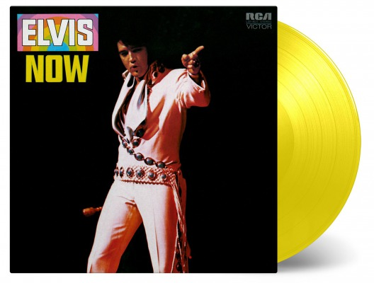 vinyl LP ELVIS PRESLEY Elvis Now