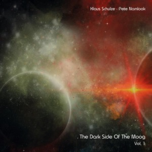 vinyl 2LP KLAUS SCHULZE / PETE NAMLOOK THE DARK SIDE OF THE MOOG VOL1. (Wish You Were There)
