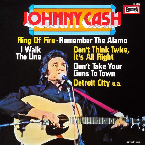vinyl LP JOHNNY CASH  Johnny Cash