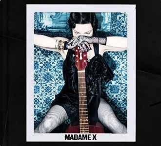 2CD MADONNA Madame X/DELUXE 2CD EDITION