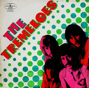 vinyl LP THE TREMELOES Here Come The Tremeloes