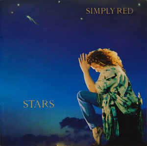 vinyl LP SIMPLY RED Stars